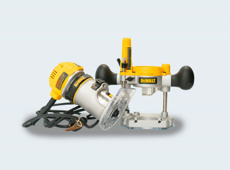 Corded Compact Router Kit Combo