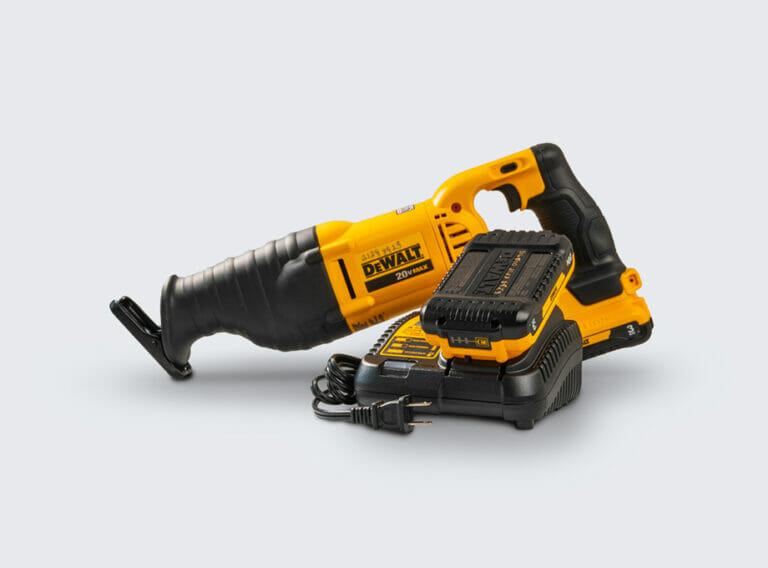 Cordless Compact Reciprocating Saw