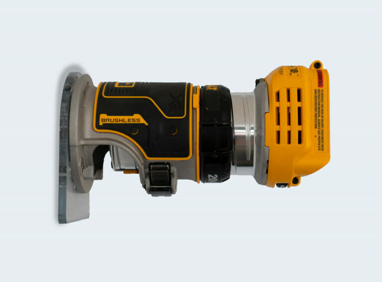 Cordless Compact Router