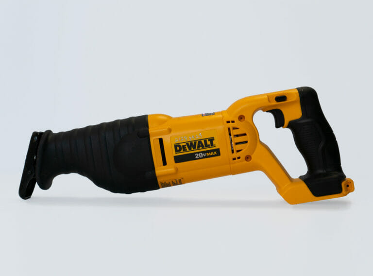 Cordless Variable Speed Reciprocating Saw