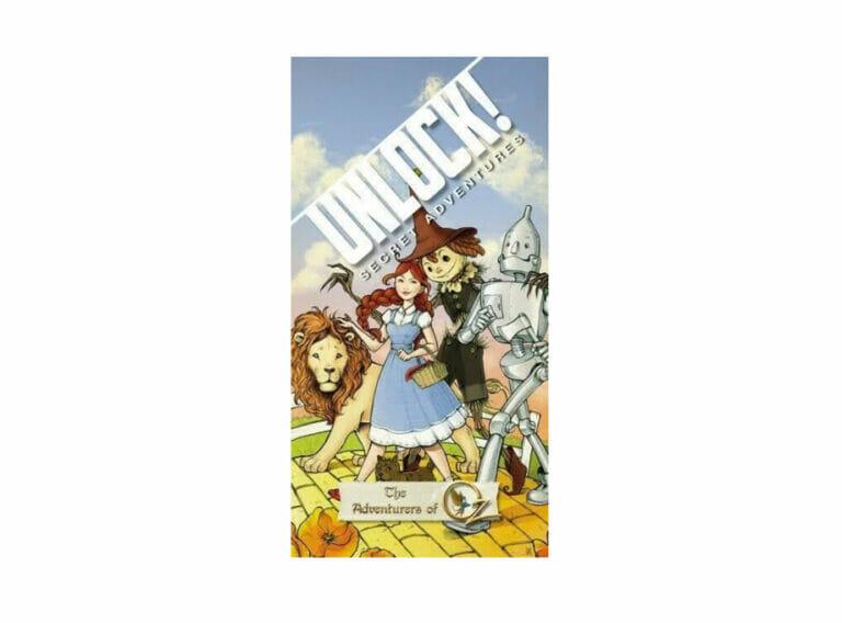 Unlock!  Secret Adventures: The Adventures of Oz