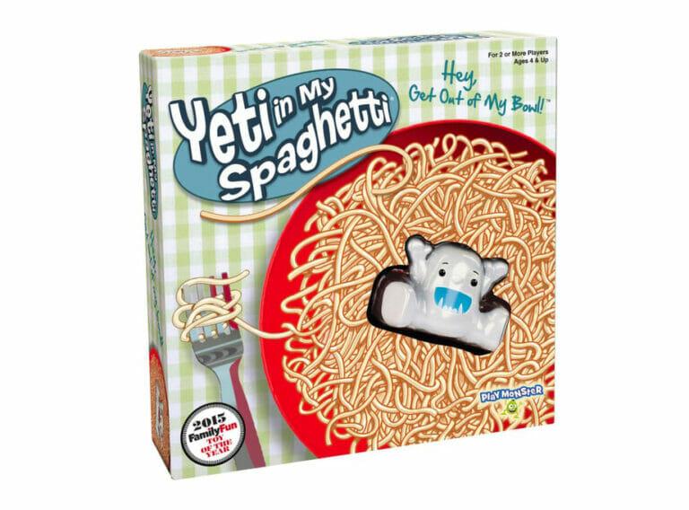 Yeti in my Spaghetti