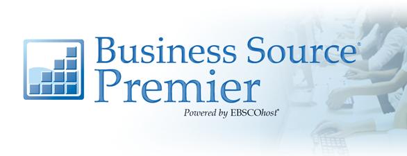 Business Source Premier (EBSCOhost)