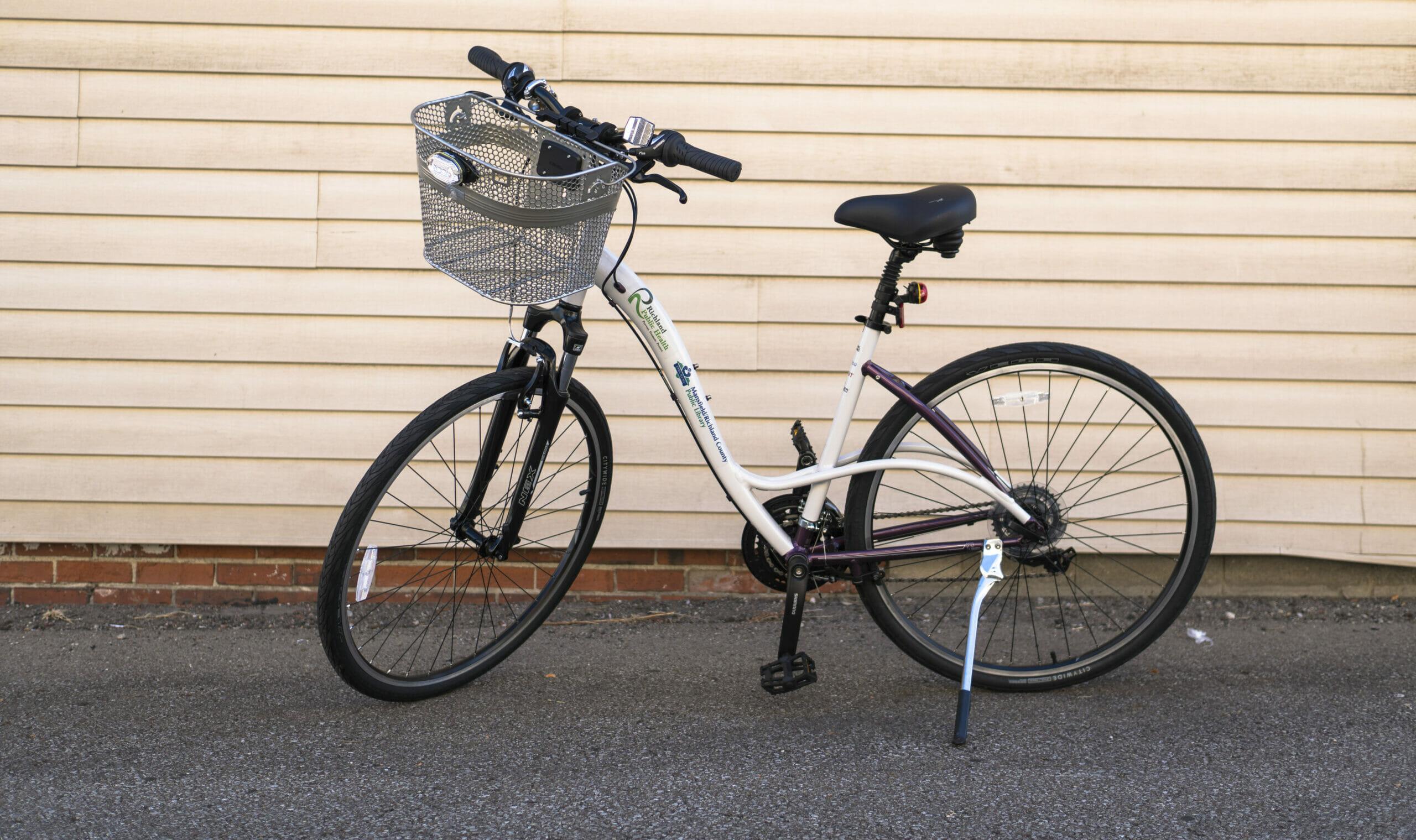 bike for lending