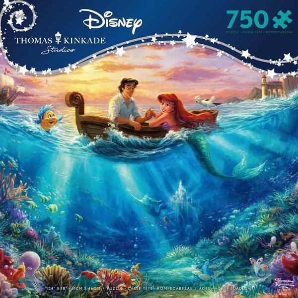 The Little Mermaid Falling in Love