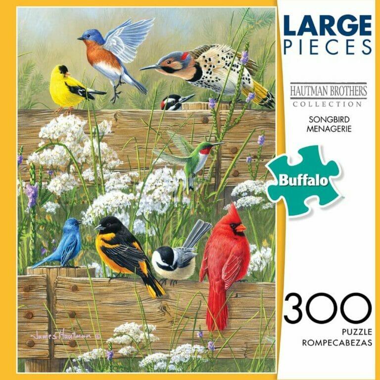 Songbird Menagerie